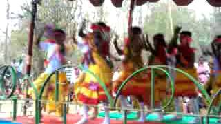 getlinkyoutube.com-Santali Small Kids Stage Dancing