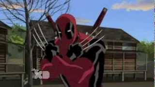 getlinkyoutube.com-The great quotes of: Deadpool