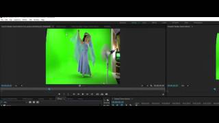 getlinkyoutube.com-How to green screen Premiere Pro CC 2015