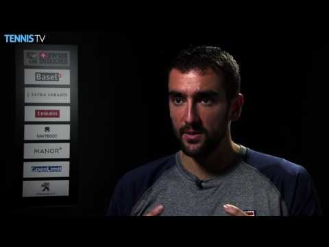 Cilic Reflects On 2016 Basel Title