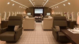 getlinkyoutube.com-The First Ever BBJ 787 - Kestrel Aviation Management -VVIP  Private Tour by CEO