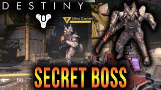 getlinkyoutube.com-Destiny - Secret Boss - Ultra Captain
