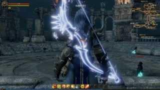 getlinkyoutube.com-Bless Online  Ranger Beta Gameplay