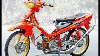Modifikasi Yamaha F1ZR