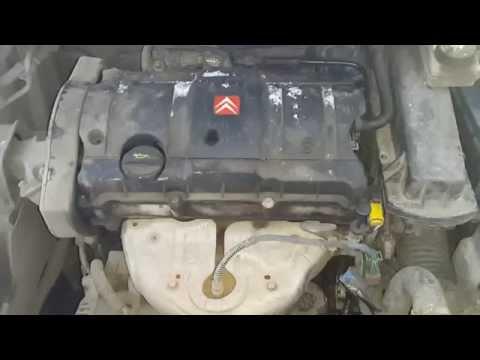 Замена бензонасоса в Ситроене С4 на насос от ВАЗ 2110(Replacing the fuel pump in the ... C4)