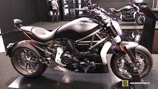 getlinkyoutube.com-2016 Ducati xDiavel - Walkaround - Debut at 2015 EICMA Milan