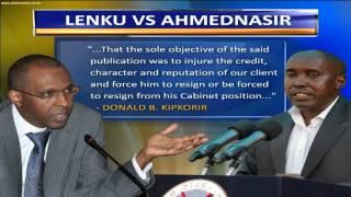 getlinkyoutube.com-Lenku vs Ahmednasir Spat