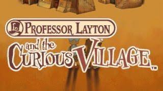 Luke Triton, U.S. & UK Dub Comparision | Professor Layton and the curious Village