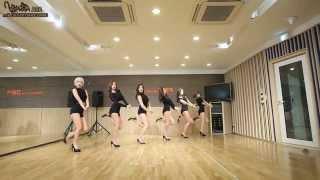 "getlinkyoutube.com-AOA (에이오에이) - ""사뿐사뿐 (Like a Cat)"" Dance Practice Ver. (Mirrored)"