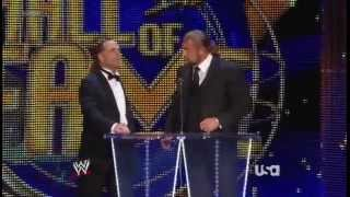 getlinkyoutube.com-DX Inducts Mike Tyson into the WWE Hall of Fame