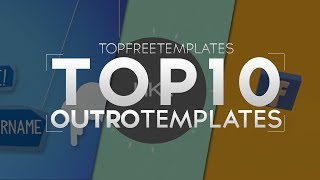 getlinkyoutube.com-BEST Top 10 FREE Outro Templates - SONY VEGAS, AFTER EFFECTS, CINEMA 4D