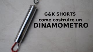 getlinkyoutube.com-G&K Shorts: come costruire un dinamometro
