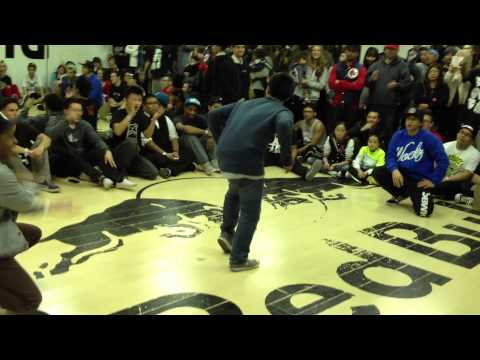 Me vs. Joe Larot (JABBAWOCKEEZ): Beat Swap Meet All Styles Battle
