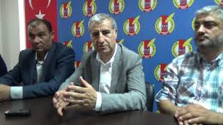 CHP'den Erzincan Gazeteciler Cemiyetine Ziyaret