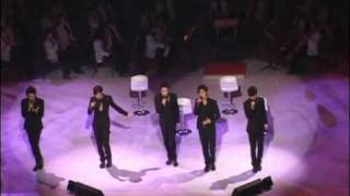 "getlinkyoutube.com-[Fancam 20] SS501 - ""Let Me Be The One"" Performance @ KBS Open Concert [10.06.08]"
