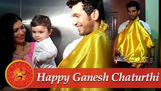 getlinkyoutube.com-Arjun Bijlani aka Shikhar Of Meri Aashiqui Tumse Hi Is Prepared for Ganesh Utsav