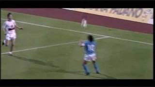 getlinkyoutube.com-Maradona Napoli Best Goals and Skills