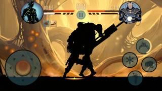 getlinkyoutube.com-Titan is so easy (shadow fight 2)