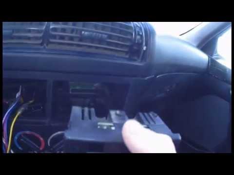 Расположение в Honda Elysion предохранителя противотуманок