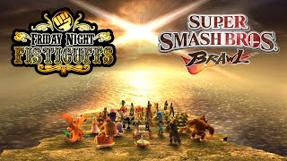 getlinkyoutube.com-Friday Night Fisticuffs: Super Smash Bros. Brawl