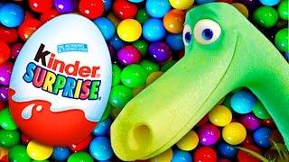 getlinkyoutube.com-The Good Dinosaur Video Surprise Eggs Trailer The first on Youtube!! Must See Disney Pixar Spot Arlo