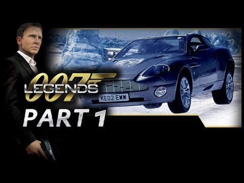 007 Legends Walkthrough - Mission #1 - Goldfinger (Part 1) [Xbox 360 / PS3 / Wii U / PC]