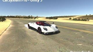 getlinkyoutube.com-Car System pro Unity 5 Iper Cars