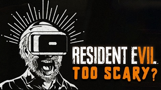 Resident Evil 7: TOO SCARY? - Dude Soup Podcast #107