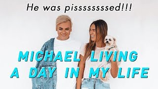 Michael Living A Day In My Life (HILARIOUS!!) width=