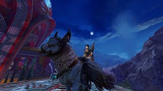 Guild Wars 2: Path of Fire Necromancer (Scourge) WvW Outnumbered Roaming vol 6 width=