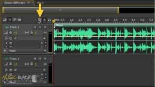 getlinkyoutube.com-Adobe Audition Metronome Tutorial (How to Change the Tempo)