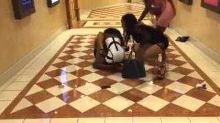 getlinkyoutube.com-Ratchet girl fight