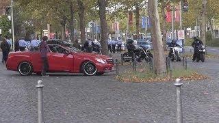 getlinkyoutube.com-Hells Angels wurden in Bonn durch Polizei kontrolliert (Rohmaterial)