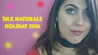 getlinkyoutube.com-REVIEW & SWATCHES: SILK NATURALS HOLIDAY 2016 COLLECTION // The Green Bunny