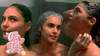 The One That Got Away: Parinigan sa shower room