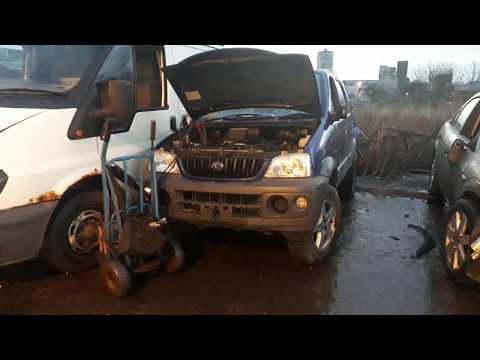 Контрактный двигатель Daihatsu (Дайхатсу) 1.3 K3-VE | Где ? | Тест мотора