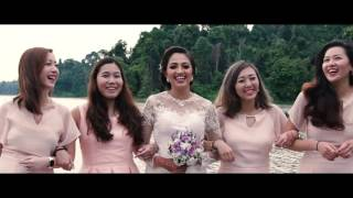 Ceesvin & Shafizah Wedding Teaser | Singapore Malay Wedding Cinematography