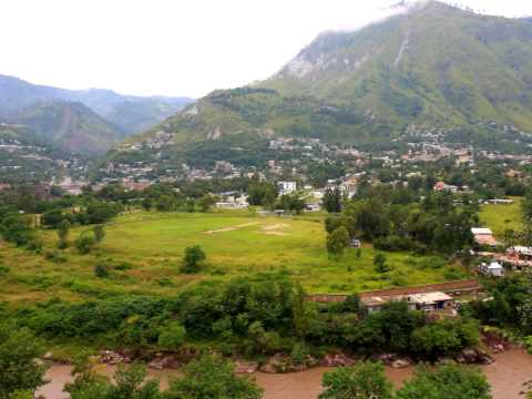 Muzaffarabad Capital of Azad Jammu Kashmir   مُظفَّرآباد