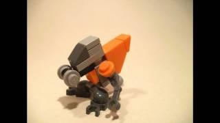 How To Make: LEGO Halo 3 Grunt Minor
