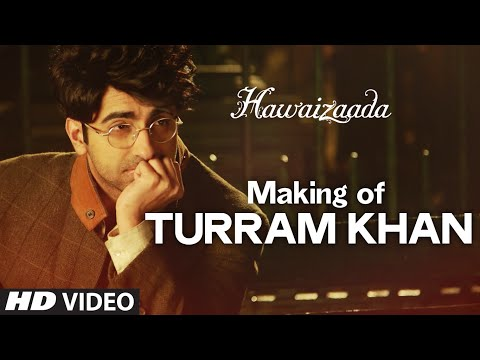 Making of Turram Khan from Hawaizaada