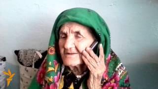getlinkyoutube.com-Дар меҳмонии хонуми хатлонӣ Бадан Иcматова, ки мегӯяд, 115-сола аст