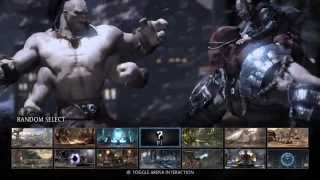getlinkyoutube.com-Mortal Kombat X - Goro vs. Ferra/Torr (PS4 Gameplay)