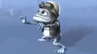 getlinkyoutube.com-crazy frog sapinho motoqueiro