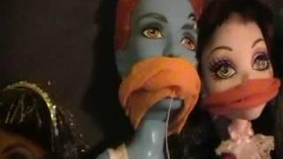 getlinkyoutube.com-Monster High Network Episode 8: Monsternapped