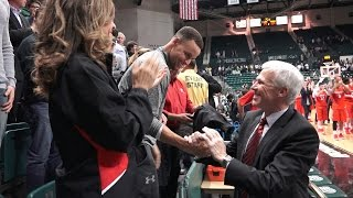 getlinkyoutube.com-Stephen Curry at Davidson Game