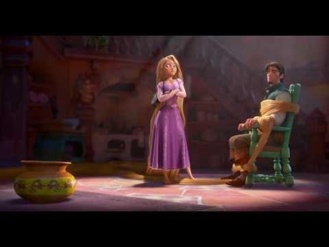 Rapunzel - L'intreccio della torre - Padellate, clip dal film