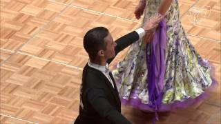 getlinkyoutube.com-2014 GS STD Hong Kong | The Quarterfinal Reel | DanceSport Total