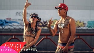 getlinkyoutube.com-MANIAKO FT BIPER // CHIDO LA VIVO // VIDEO OFICIAL