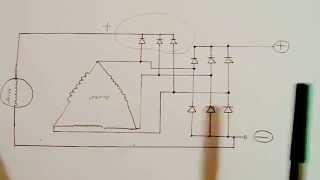 getlinkyoutube.com-Как запустить генератор без АКБ(самовозбуждение,схема+теория)