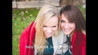 getlinkyoutube.com-Surprise Pregnancy Announcement!